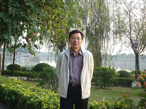 Spirit of, Spirit of cathodic protection products gave me the impression - Dalian University of Technology Professor Liang Chenghao
